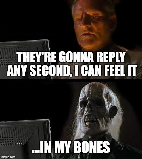 insta no reply