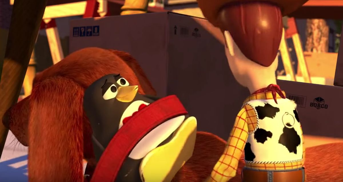 Wheezy Toy Story