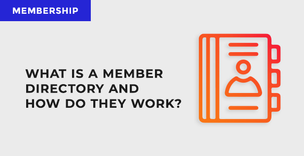 What makes a good member directory