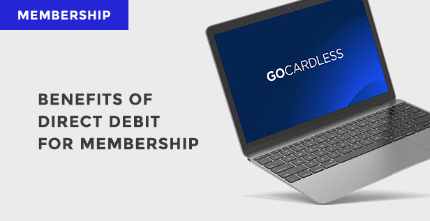 Direct debit for membership