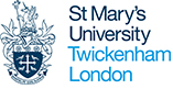 St Mary's University Website (new tab)